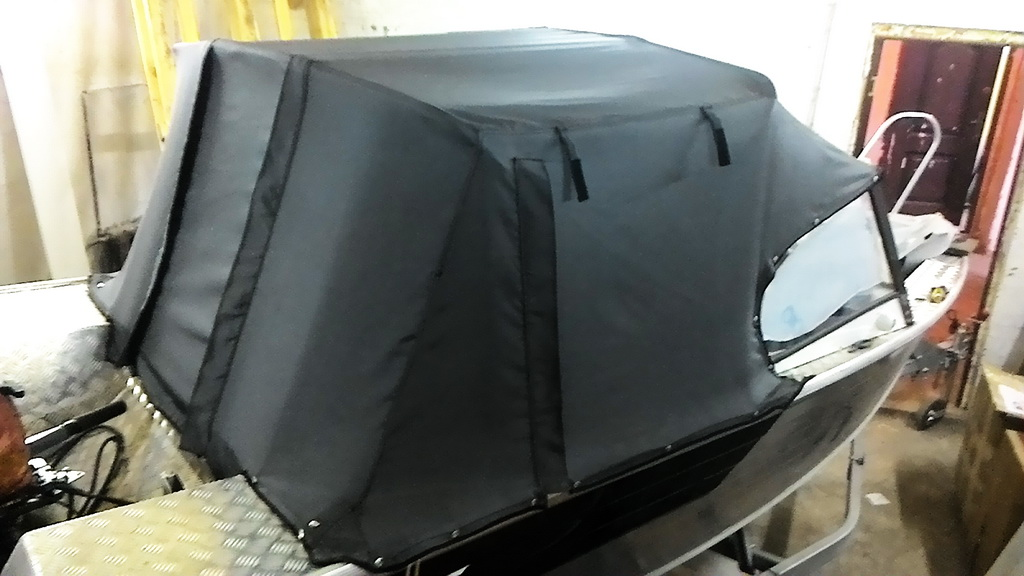 Тент для лодки Salut 430 Pro